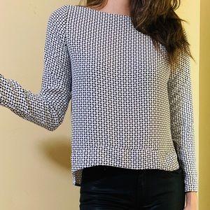 Zara - Patterned Top